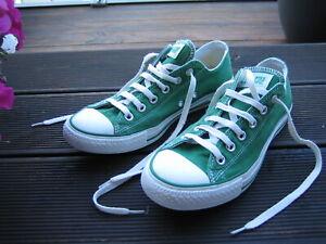 Converse Chucks All Star grün Gr. 41 Topp