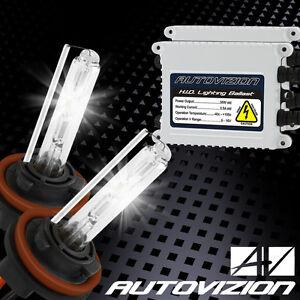 AUTOVIZION Slim Xenon Conversion HID Kit H1 H3 H4 H7 H10 H11 H13 9005 9006 9007