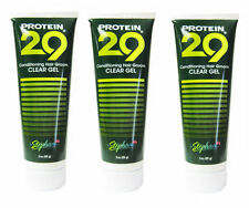3 PACK Protein 29 Conditioning Hair Groom Clear Gel 3oz 036954423565DT