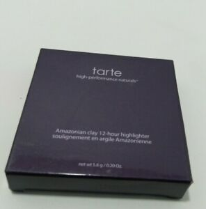 TARTE AMAZONIAN CLAY 12-hour HIGHLIGHTER SHADE EXPOSED HIGHLIGHT 0.20oz NEW