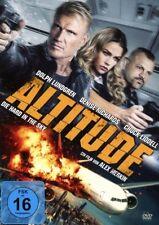 Altitude  DVD - Dolph Lundgren - Unterhaltsames Sehvergnügen mit wenig Turbulenz