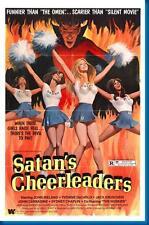 Satans Cheerleaders Movie Poster