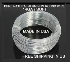 BONSAI WIRE 1.5 MM 50 ft Pure Aluminum Wire (DEAD SOFT)
