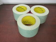 """New listing Scotch 3M Double Coated Paper Tape 410M 3"""" width (19047) lot of 3 [13fl]"""