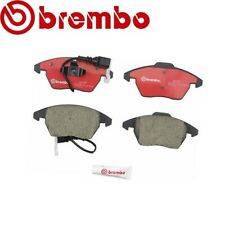 For Volkswagen Golf Jetta Disc Brake Pad-Premium Ceramic Front Brembo P85075N