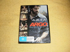ARGO drama 2012 DVD NEW & SEALED True Story ben affleck John Goodman R4
