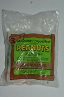 Vintage 1989 Peanuts Lucy's Apple Cart McDonald's Happy Meal Toy Factory Sealed