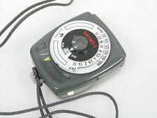 GOSSEN Sixtino 2 Belichtunsmesser Light meter funktionsfähig functional