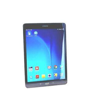 Samsung Galaxy Tab A SM-T555 16GB, Wi-Fi + 4G Cellular 9.7in - Black IMMACULATE