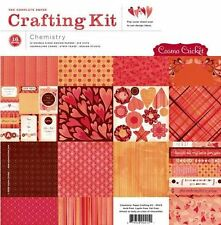 Cosmo Cricket CHEMISTRY 12x12 Scrapbook Paper Collection Kit - Valentine's Day