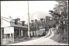 Guadeloupe. Chantier Ecole de Sapotille. 10 photographies vers 1950