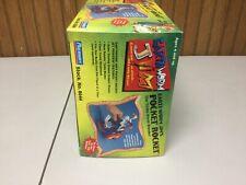 1994 playmates Earthworm Jim pocket rocket Sealed Look