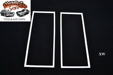 FORD FALCON XW FRONT INDICATOR LENS GASKET PAIR