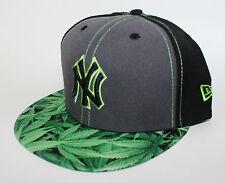 PICK1 New York Yankees Weed 9FIFTY Era STRAP SnapBack Jordan Indiglo Hi Altitude