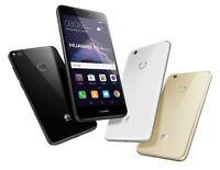 SMARTPHONE HUAWEI P8 LITE 2017 GOLD NO BRAND - RAM 3 GB - GARANZIA ITALIA