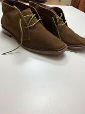 Allen Edmonds Amok Suede Color Snuff Unlined Chukka Boot 9 Pre-Owned