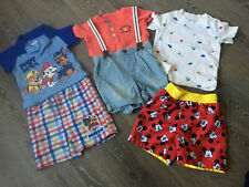 Used Boys 18 Month Clothes Mixed Lot 6 pieces