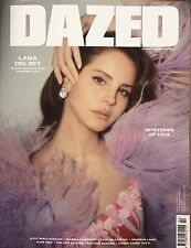 DAZED & CONFUSED Magazine S/S 2017 Lana Del Rey NEW