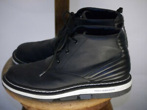 adidas Y-3 Yohji Yamamoto Stiefel Schuhe G63552 Herren Größe 42 (UK8)