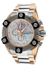 Invicta Reserve 13765 Arsenal Men's Swiss Made Chrono Automatic Watch $4995 NEW