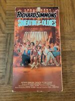 Richard Simmons Sweatin To The Oldies VHS