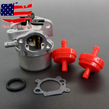 Carburetor Craftsman Briggs&Stratton Gold 6.25 6.75 HP MRS Push Mower 675 190cc