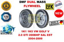 FOR 1K1 1K5 VW GOLF V 2.0 GTI 200BHP SAL EST 04-2009 NEW DUAL MASS DMF FLYWHEEL