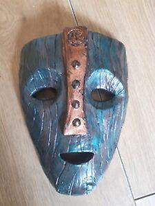 Loki mask prop replica
