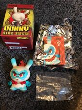 Scott Tolleson Side Show Dunny Series Vinyl Toy RARE