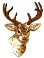 IRON ON PATCH DEER  2 X 2 7/8 inch