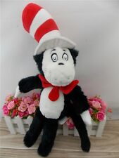 """Dr. Seuss The Cat In The Hat Plush Stuffed Toy 14"""" Official Movie"""