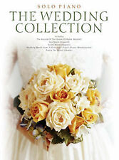 The Wedding Collection for Solo Piano, Good Condition Book, , ISBN 9781846092848