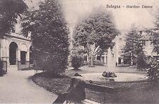 BOLOGNA - Giardino Cavour 1916