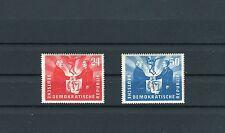 DDR mié. - nº 284-285 post frescos germano-polaca de amistad-b3410