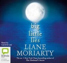 Big Little Lies by Liane Moriarty (CD-Audio, 2014)