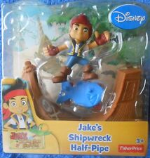 Disneys Jakes Shipwreck Half-Pipe by Fisher Price