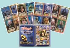 1 Satz Herr der Ringe 3 D Movie-Cyber-Cards Sammelbox Die zwei Türme NEU