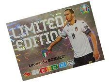 PANINI ADRENALYN XL EURO 2020 LIMITED EDITION LEONARDO BONUCCI