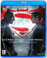 Batman v Superman: Dawn of Justice (Blu-ray) Eng,Russian,Czech,Hun,Polish,Hindi