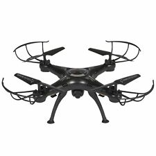 X5SW-1 Black White Remote Helicopter Drone 2.4Ghz 4CH RC Quadcopter RTF W/ RC
