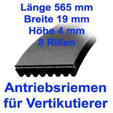 18 IN ACCIAIO INOX COLTELLO adatto per rapida 45 VB vertikutier VENTOLA