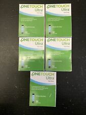 One touch Ultra Retail test strips. 250 Strips