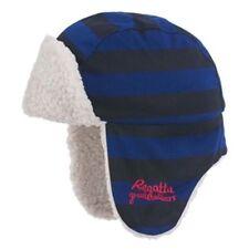 Chapeaux bleus polaire pour garçon de 2 à 16 ans