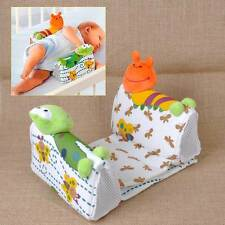 Newborn Baby Kids Infant Sleep Safe Anti Roll Support Cushion Positioner Pillow