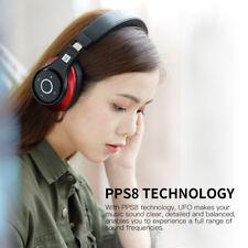 Bluedio UFO Bluetooth 4.1 Wireless Headphone Headset 8 Sound Tracks 3D BLK-R