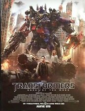 TRANSFORMERS: DARK OF THE MOON Hollywood Trade advertisement Shia LaBeouf ad