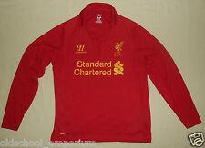 LIVERPOOL FC / 2012-2013 Home - WARRIOR - JUNIOR Shirt / Jersey. Size: LB, 152cm