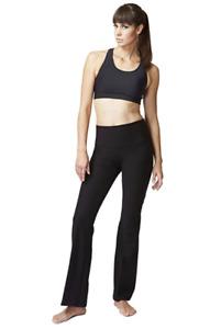TLC Sport Tummy Control Slimming Shaping Yoga Bootcut Bootleg Pants
