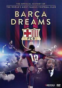 BARCA DREAMS DVD, NEW & SEALED, FREE POST