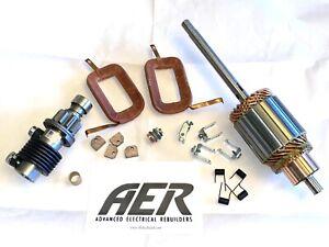 1929 1930 1931 1932 1933 Chevrolet Delco 714L Starter Complete Rebuild Kit